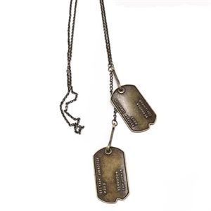 Soldier tags