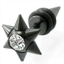 """Star"" Piercing. ""Black"""