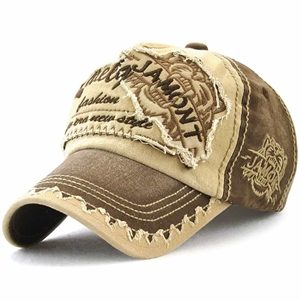 Jamont Hip Baseball cap Golden Brown