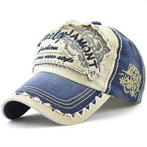 Jamont Hip Baseball cap Blue