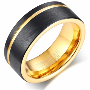 Greek tungstenring